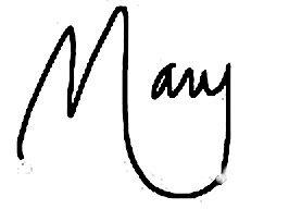 Mary-Signature2