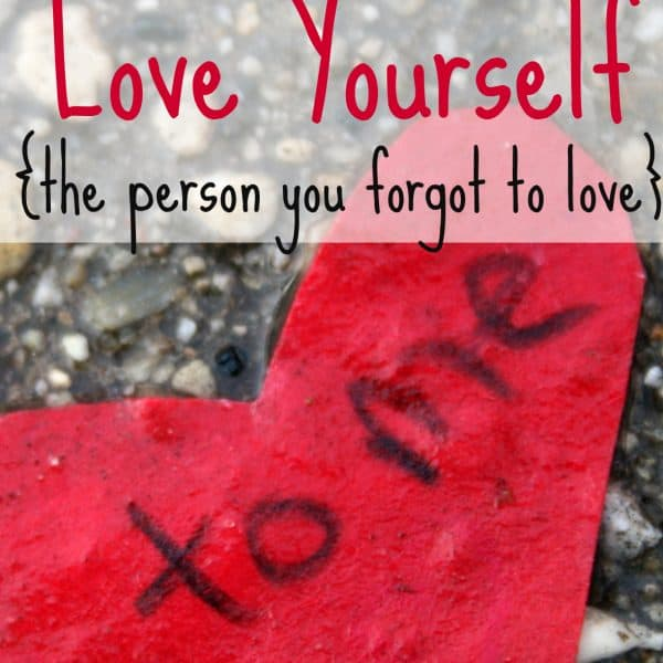 Don't Know How to Love Yourself? Read This…