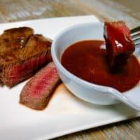 Healthy Homemade Steak Sauce