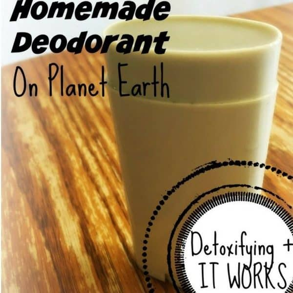 Homemade Deodorant that Works – Easiest & Best on Planet Earth!