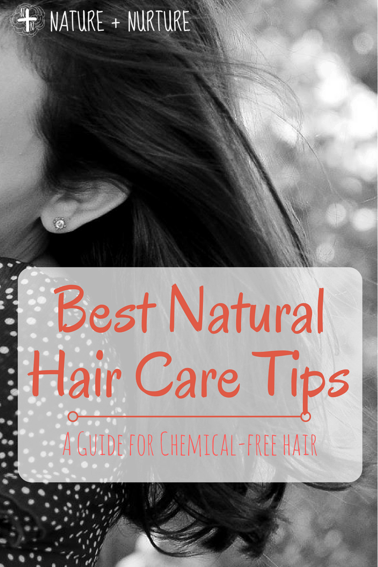 best natural hair care tips