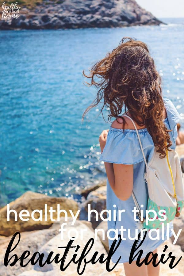 Healthy hair tips incorporated into your routine can make such a difference for your overall beauty. Here's how to implement a natural hair care routine.