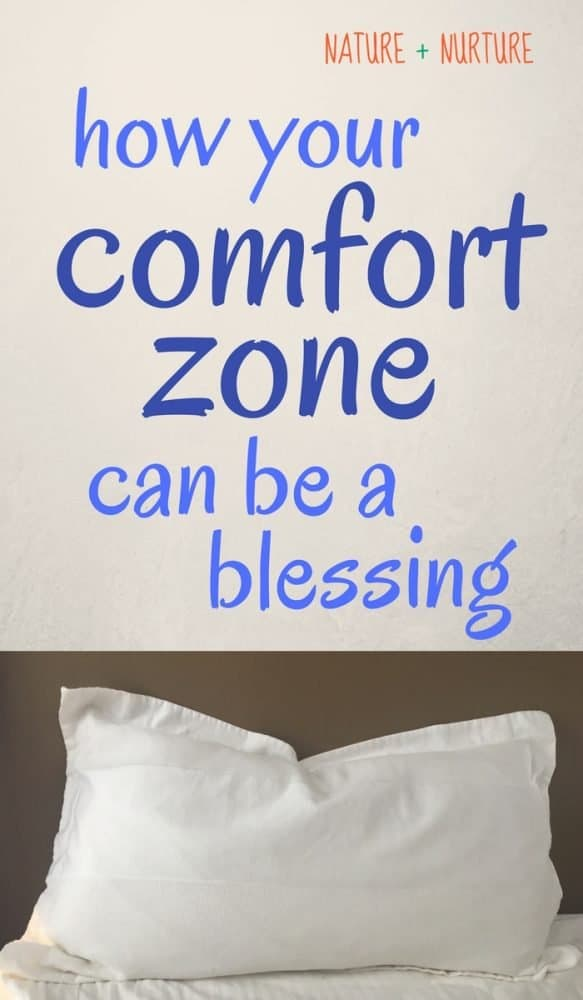 Ever heard that you need to get out of your comfort zone? Actually, sometimes staying in your comfort zone is a good thing. Here are 3 reasons why.