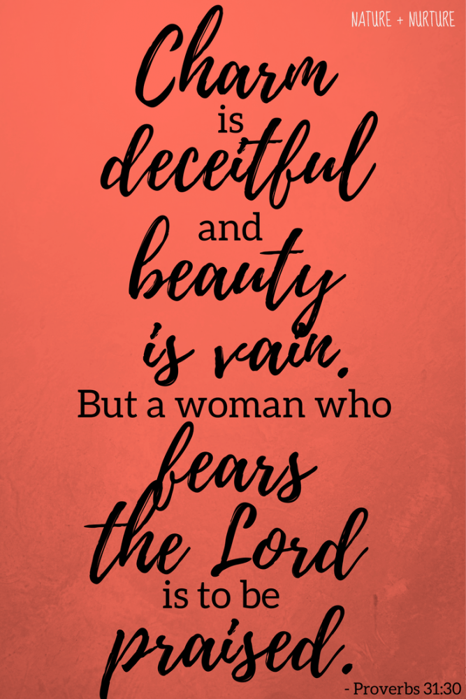 Do you want to be the woman God created you to be? Discover the 12 characteristics of a godly woman you need to cultivate in your life every day.