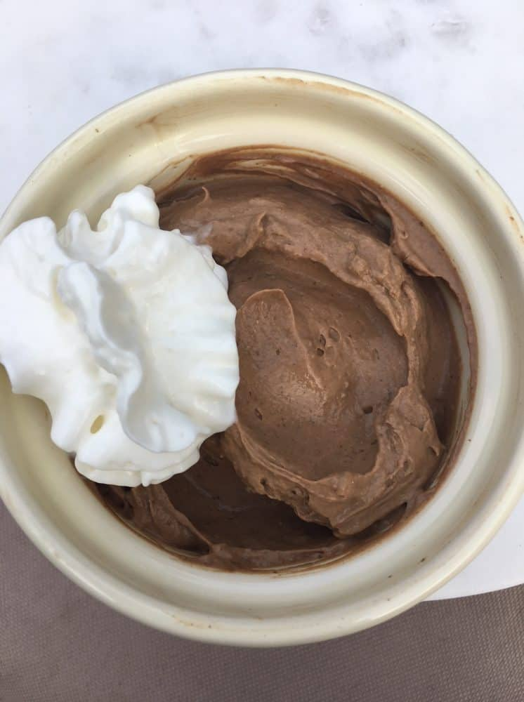 Healthy chocolate mousse that's packed FULL of nutritious ingredients and deliciousness? Yes, please! This mousse is packed with healthy components like avocado, chia seeds, coconut milk, and dark chocolate.