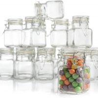 Mini storage jars
