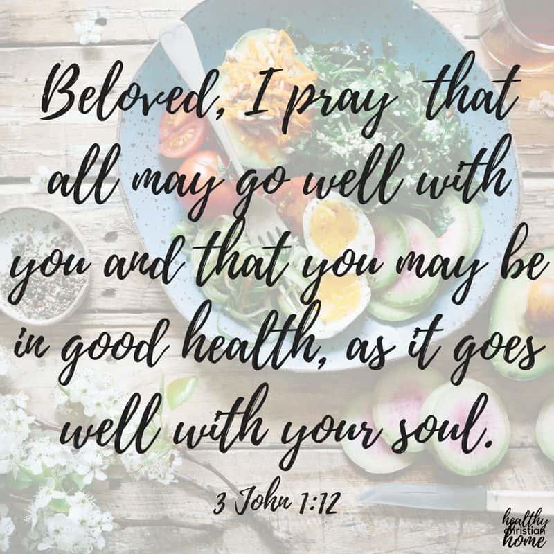 prayer for kids health