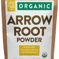 Arrowroot powder, organic