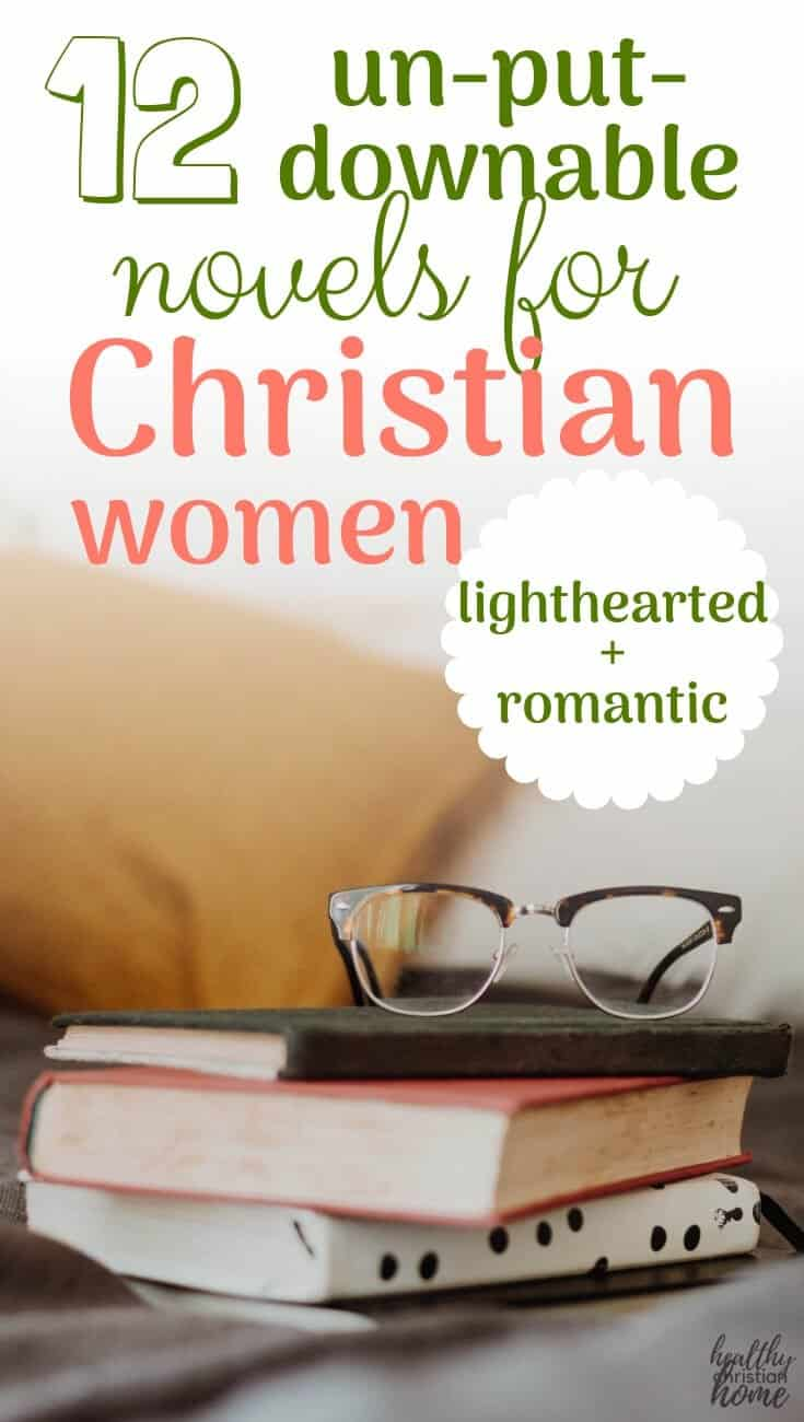 Discover the best Christian novels for women, perfect for relaxing. These novels all have an element of romance and purity with a focus on God. You won't be able to put them down! #read #novels #bestbooks #Christianwomen #Christianbooks