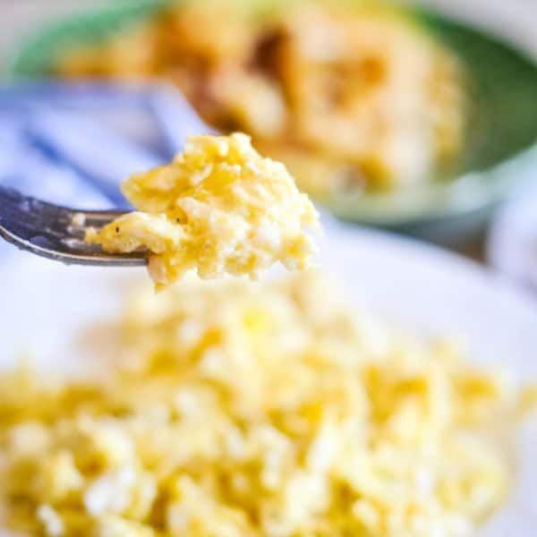 3 Tricks to Making the Fluffiest Scrambled Eggs