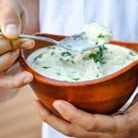American-Style Cullen Skink (smoked fish chowder)