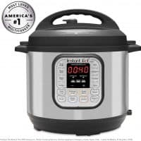 8-quart Instant Pot DUO