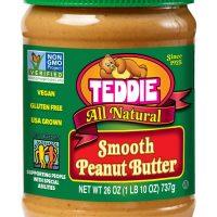 Sugar free peanut butter