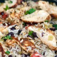 One Pot Chicken & Rice
