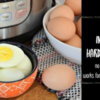 No-Fail Instant Pot Hard-Boiled Eggs (no more 5-5-5 or 6-6-6)