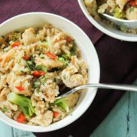 Instant Pot Copycat Rice-a-Roni Chicken