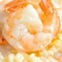Light & Delicious Lemon, Chilli, Shrimp Risotto