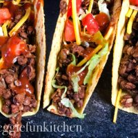 Vegan Taco Meat with Lentils (Instant Pot)