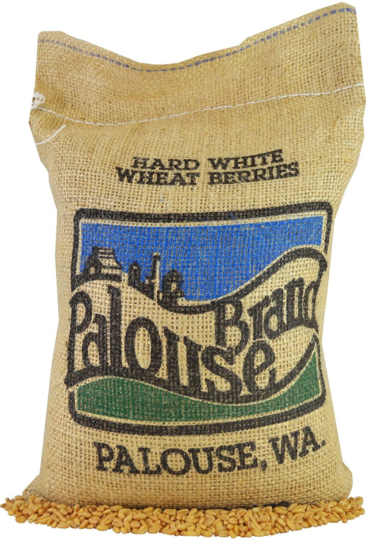 Hard white wheat berries