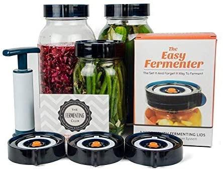 Easy Fermenter Lid